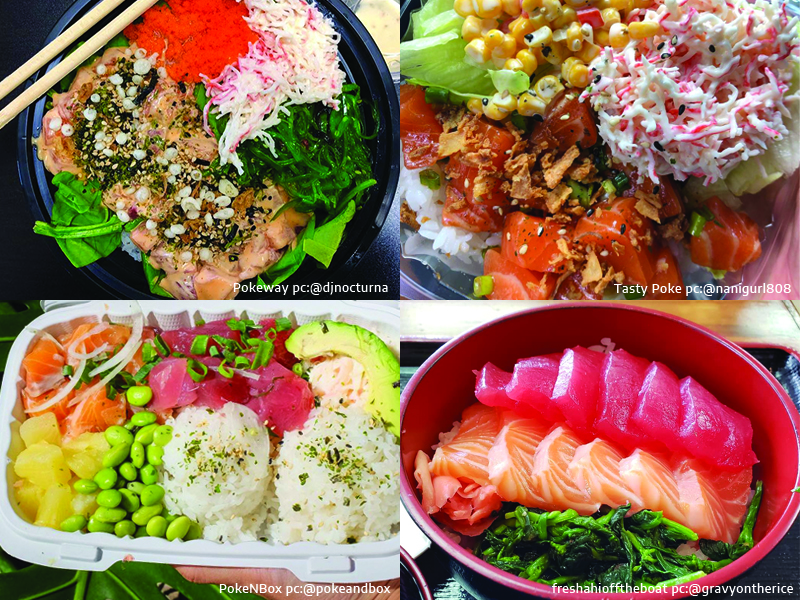 Power to the Poke: A Guide to Midtown Ala Moana's Top Poke Stops - Midtown Ala Moana