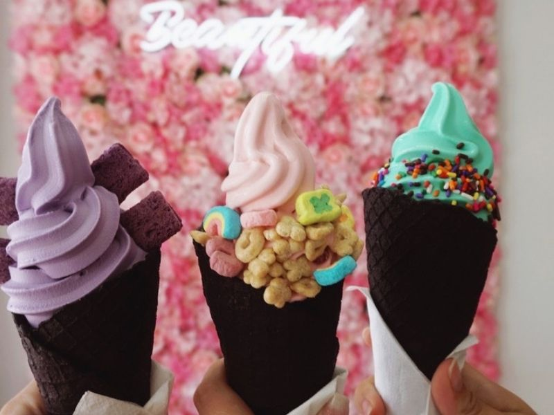 The Scoop on National Ice Cream Cone Day in Midtown Ala Moana - Midtown Ala Moana